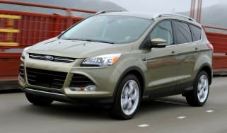 Ford Escape front tracking