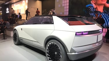 Hyundai 45 concept - Frankfurt rear