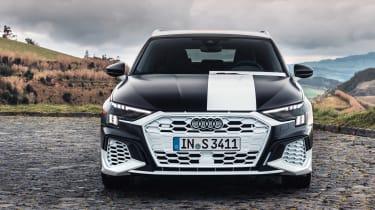 Audi S3 prototype - full front