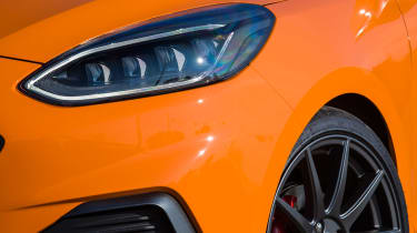 Ford Fiesta ST Performance Edition - front light