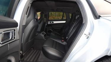 Porsche Panamera Turbo Sport Turismo - rear seats