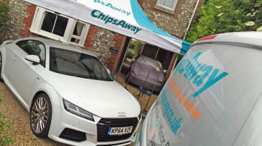 Audi TT long-termer - Chips Away