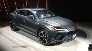 Lamborghini Urus reveal