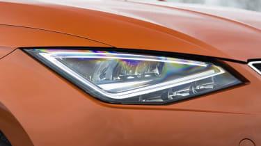 Seat Ibiza FR- headlight
