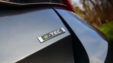 Skoda Octavia Estate e-TEC - e-TEC badge
