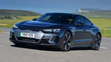Audi e-tron GT- front static