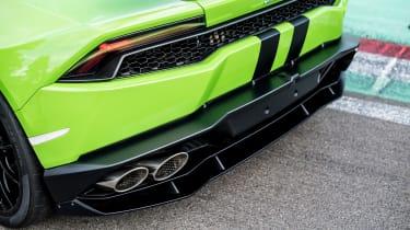 Lamborghini Huracan styling kits - rear