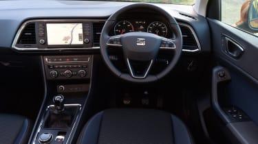 Long-term test review: SEAT Ateca - interior