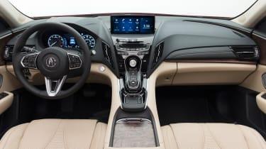 Acura RDX Prototype - interior