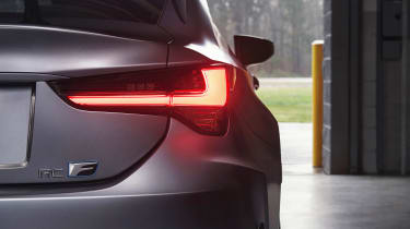 Lexus RC F Track Edition - rear light