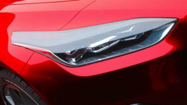 Kia Proceed concept - Frankfurt front light