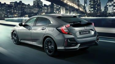 Honda Civic 2020 - rear 3/4 static