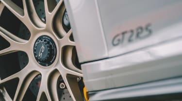Porsche 911 GT2 RS - exterior detail