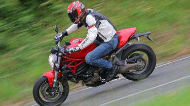 Ducati Monster 821 review - header