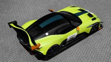 Aston Martin Vulcan AMR Pro - above