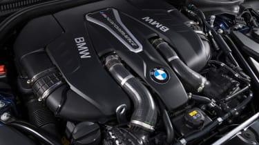 bmw m550i v8 engine