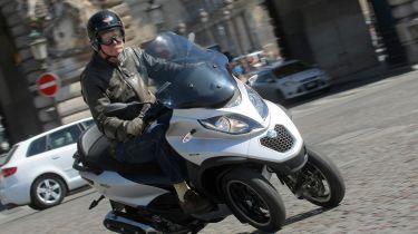 Best 125cc bikes - Piaggio MP3