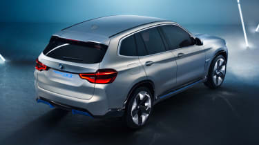 BMW iX3 - rear static