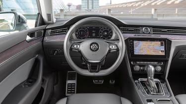New Volkswagen Arteon - interior