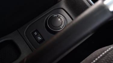 Dacia Duster drive select