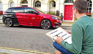 Long-term test review Peugeot 308 GTi - final report header