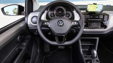 Volkswagen e-up! - interior
