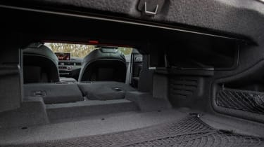 Audi S5 Cabriolet - rear opening