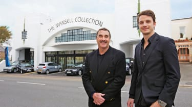 Mansell Motors feature