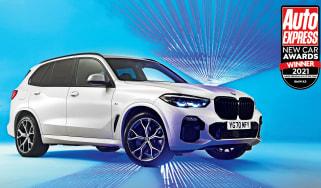 BMW X5 - header