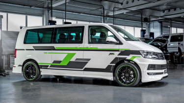 ABT e-Transporter Sportsline front