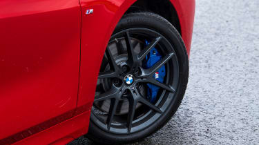 BMW 120d - wheel