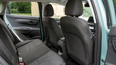 Hyundai Bayon - rear seats