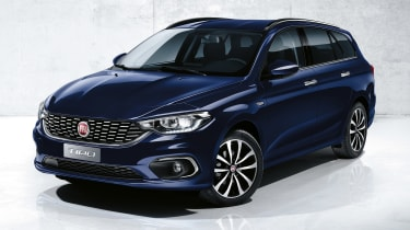 Fiat Tipo Estate - front