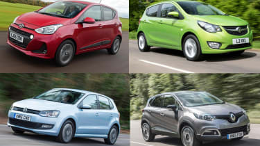 The best new car deals for under £150 per month - header