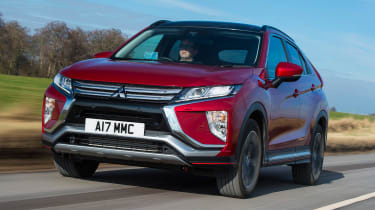 Mitsubishi Eclipse Cross First Edition - front