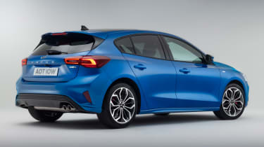 Ford Focus ST Line - rear