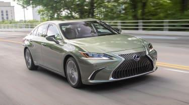 Lexus ES - front/side