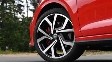 Volkswagen Polo GTI - wheel