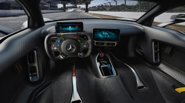 Mercedes-AMG Project ONE - dash