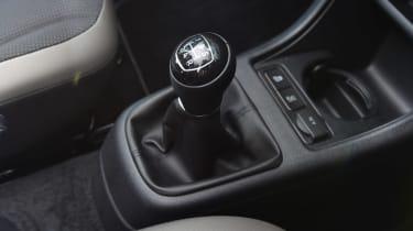 Volkswagen up! - gearstick