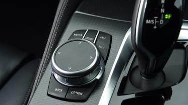 BMW 530d Touring - menu