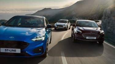 Ford Focus - range
