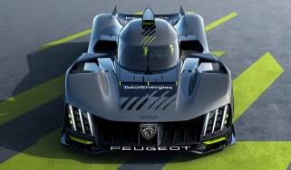 Peugeot leMans Hypercar