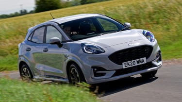 Ford Puma ST-Line: long-term test review - front