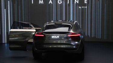 Imagine by Kia - Geneva full rear