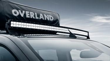 Peugeot Rifter 4x4 Concept - lights