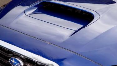 Subaru Levorg - bonnet