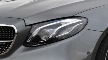Mercedes-AMG E 53 - front light