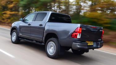 Toyota Hilux - rear
