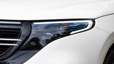 Mercedes EQC - head light
